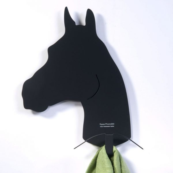 Caccia Grossa Cavallo Nero clothes rack