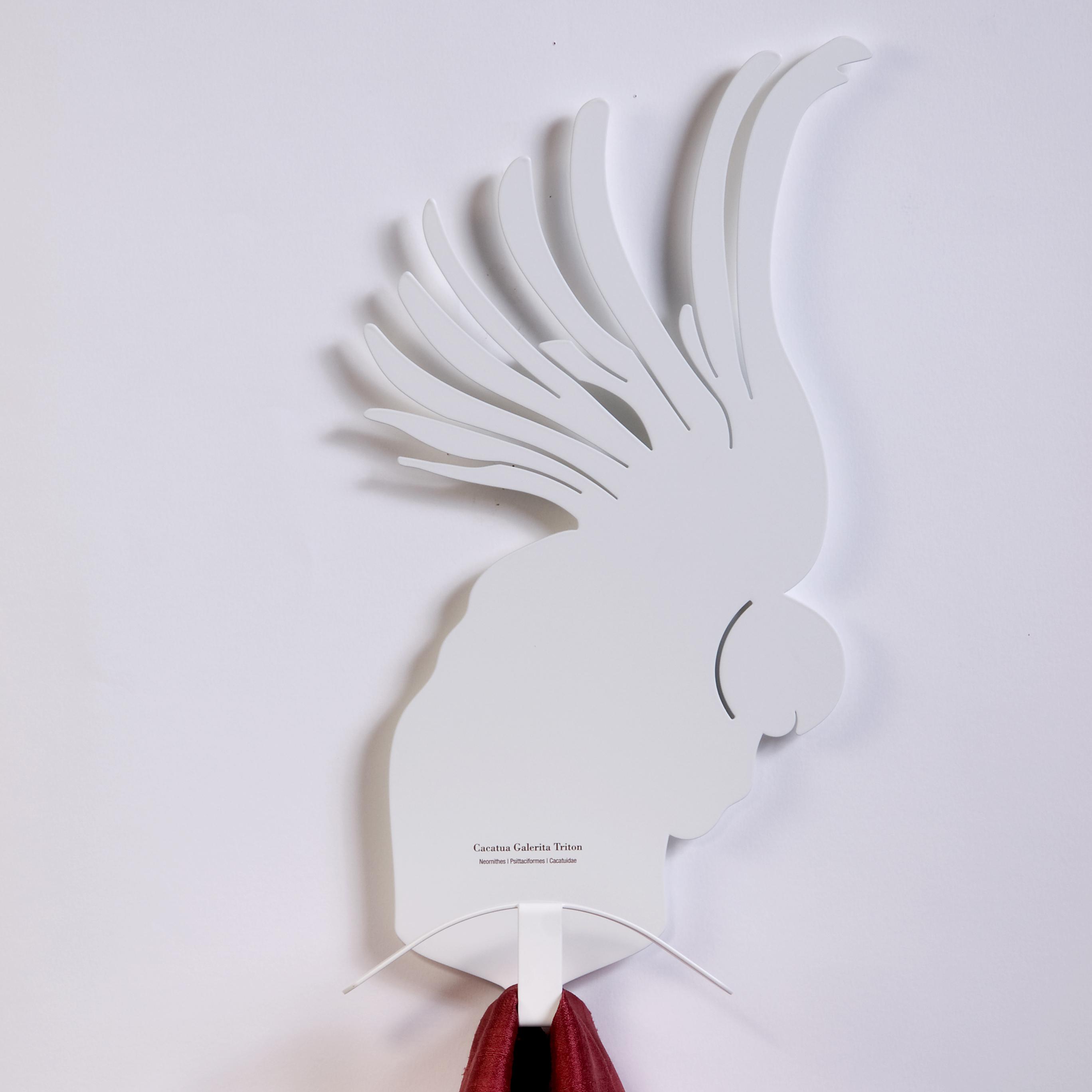 Appendiabiti di design con forma di animali \